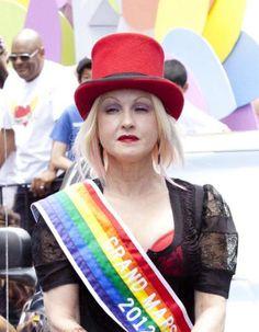 Cyndi Lauper blasts Donald Trump for anti-gay views