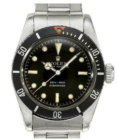 "Rolex Submariner, Reference 6538 (""James Bond"")"