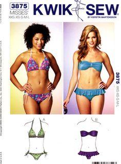 A printable bikini picture