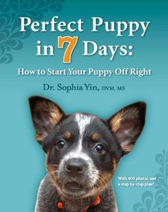Perfect Puppy in 7 Days: How to Start Your Puppy Off Right: http://www.amazon.com/Perfect-Puppy-Days-Start-ebook/dp/B005FR0OEA/?tag=extmon-20