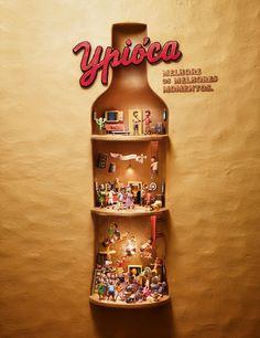Ypioca • Bottles - Eduardo Vares : Art Director
