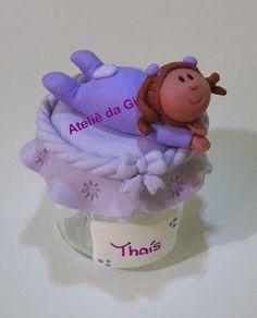 Artesanatos em Biscuit : Lembrancinhas Chá de Bebê ou Nascimento