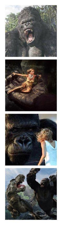 King Kong 2005 Film 7.3/10-IMDb 84%-Rotten Tomatoes Release date: December 5, 2005 (USA) Director: Peter Jackson Cast: Peter Jackson, Naomi Watts, Jack Black, Adrien Brody, …