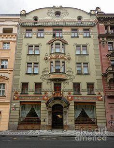 Prague - Hotel Central