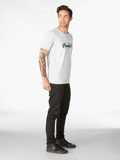"""Lorem Ipsum"" Men's Premium T-Shirt by MightyHandful Tee Shirts, Tees, Minimal Fashion, Minimal Style, Perfect Man, Tshirt Colors, Life Is Good, Fitness Models, Stylish"