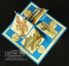 Debbie's Designs: 4 Easel Card!