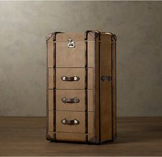 Richards' Trunk Small Chest