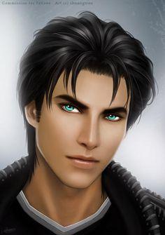 Character Concept, Character Art, Concept Art, Character Design, Fantasy Art Men, Fantasy World, Handsome Anime, Deviantart, Character Portraits