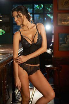 Model Photos: Ellipse Lingerie