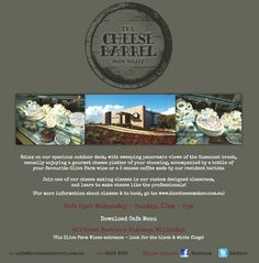 The Cheese Barrel. International cheeses and cheese making classes in the Swan Valley. Gotta make a plan to visit soon. Cheese Shop, Cheese Lover, Perth Western Australia, Australia Travel, Gourmet Cheese, Best Cheese, Cheese Platters, Hot Spots, How To Make Cheese