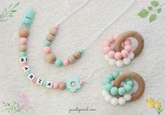 Pack Regalo - #teether #cool #mordedores #mordedor #baby #bebe #pacifier #chupete #chupetero #silicone #silicona #necklace #collar #denticion #bpafree #portachupete #collarlactancia #lactancia #bisuteria #complementos #jewelry #regalo #gift #babyshower #mom #mama