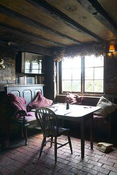 The Three Chimneys, Biddenden, Kent - good pub grub with log fires