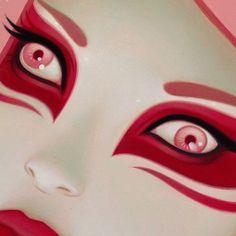 Note the eyes - Tara McPherson