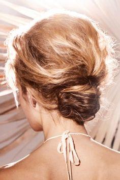 Holiday Hair: Sonnenflirt (Rückansicht)  #stylesync loves it!