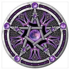 Purple pent