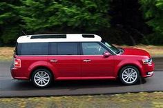 Ford Flex 2017 Best Lease Deals, Purchase Pricing ...