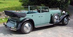 Hooper Rolls-Royce Phantom II Open Tourer 21JS 1931