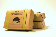 Ninja Wasabi Soap For Dangerous Men Gift For Guys by ElixirSoap, $5.00