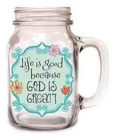 Life is good because God is great! Psalm 100:5 (via Mardel.com)