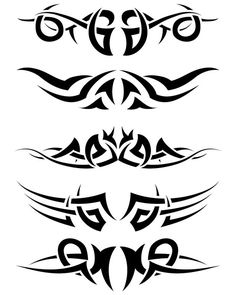 Tribal Tattoos For Men - Mens Tribal Tattoos