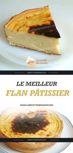 Italian Recipes 40936 The Best Pastry Flan - Mom's Recipe French Desserts, Italian Desserts, Vegan Dessert Recipes, Cheesecake Recipes, Italian Recipes, Delicious Desserts, Peanut Butter Desserts, Lemon Desserts, Köstliche Desserts