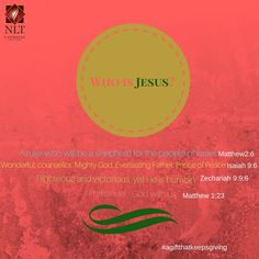What does Jesus mean to you? When do you say His name?