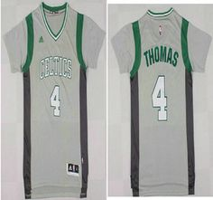 f96d26f66 Boston Celtics Jersey 4 Isaiah Thomas Revolution 30 Swingman 2015 Christmas  Day Green Jerseys Isaiah Thomas