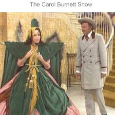 "Single funniest moment in television history. ""Starlett...that gown is gorgeous. Thank you, I saw it in the window and couldn't resist it."""