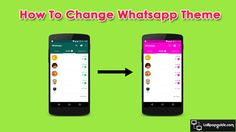Do you know how to change whatsapp theme? If not, this tutorial will show you how to get the best whatsapp theme. Make your whatsapp amazing with this trick Visit http://lollipopguide.com/change-whatsapp-theme