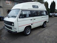 Vw camper t25 high top camper For Sale (1989)