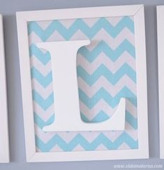 Wooden Letter Crafts, Wooden Letters, Gift Bouquet, Baby E, Charts For Kids, Baby Decor, Shadow Box, My Room, Decoration