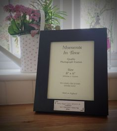 UK based seller. Personalised picture frame. Plenty of options, Perfect for Father's Day or Wedding. £16
