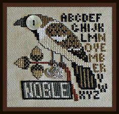 Hinzeit - Birds Eye - Noble November – Stoney Creek Online Store