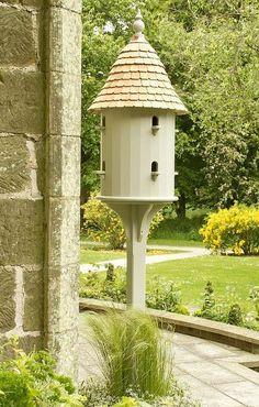 Claridges Bird House by Sparrow & Finch