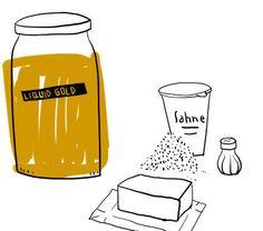 Das Rezept | Selbstgemachtes Salzkaramell