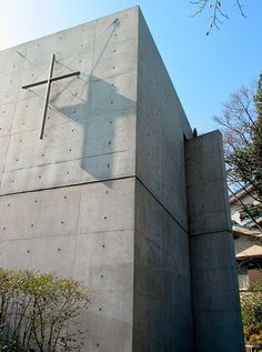 Church of The Light by Tadao Ando