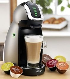 @Charnae Morris #HolidayGiftGuide Review – Becoming a Barista at the Touch of a Button w/ NESCAFÉ Dolce Gusto – #MC
