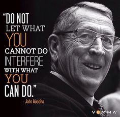 John Wooden Quotes Pleasing John Wooden Quote  10 Priceless John Wooden Lessons For Sports