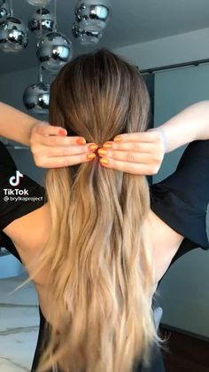 Easy Wedding Guest Hairstyles, Easy Hairstyles For Long Hair, Headband Hairstyles, Pretty Hairstyles, Girl Hairstyles, Cute Simple Hairstyles, Simple Homecoming Hairstyles, Basic Hairstyles, Easy Everyday Hairstyles