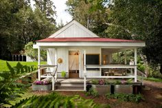 Peek Inside This Cheerful 260-Square-Foot Home  - HouseBeautiful.com