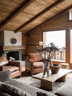 Switzerland-based interior designer Marianne Tiegen always blows me away with her interior desi...