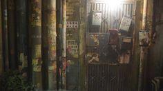 Kawasaki Warehouse – Kowloon Walled City Rebuilt in Japan – Randomwire Muse Video, Kowloon Walled City, Hong Kong, Warehouse Design, Cyberpunk City, Environment Concept Art, Fantasy Art, Scenery, Japan