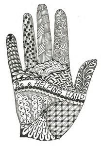 Image result for Hand Out for Beginners Zentangle Patterns