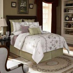 Downton Abbey Crawley Comforter Collection