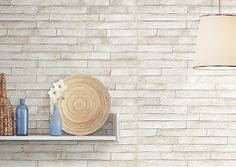 London White Brick Wall Tile - Wall Tiles from Tile Mountain Brick Wall Kitchen, Old Brick Wall, White Brick Walls, Kitchen Tiles, White Bricks, Kitchen Decor, Kitchen Rustic, Kitchen White, Modern Rustic Decor