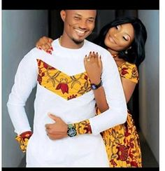 Beautiful Ankara Street Styles To Glam Up Your Looks - Afro Fahionista Couples African Outfits, African Dresses Men, African Clothing For Men, African Shirts, Latest African Fashion Dresses, Couple Outfits, African Print Fashion, African Attire, African Wear