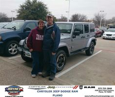 #HappyBirthday to Kevin McMains  from Bert Cox at Huffines Chrysler Jeep Dodge RAM Plano!