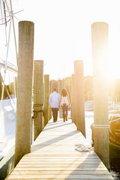 Romantic Mystic CT Engagement Session | Candace Jeffery Photography | Mystic, CT  | Reverie Gallery Wedding Blog