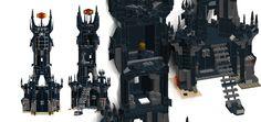 LEGO Ideas - The Great Eye: Barad-dûr