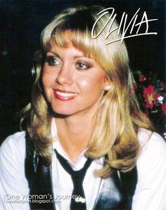 Olivia Newton-John ~ LOVE THIS PIC! <3